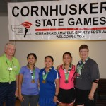 CSG 2014 Recreational Women Doubles