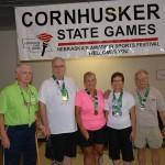 CSG 2014 Senior Mixed Doubles