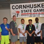 CSG 2014 Recreational Men Doubles