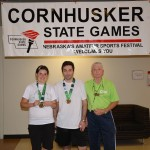 CSG 2014 Recreational Mixed Doubles - Gold