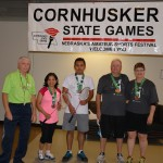 CSG 2014 Recreational Mixed Doubles
