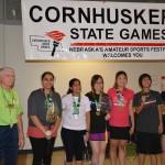 CSG 2014 Open Women Doubles
