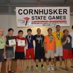 CSG 2014 Open Men Doubles
