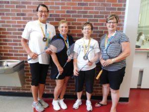 2018 Cornhusker State Games - Recreational, Senior, Youth, High School, & Para-Badminton Events @ University of Nebraska Medical Center, Student Life Building/Center | Omaha | Nebraska | United States